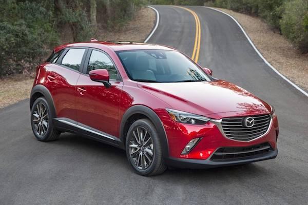 รถ Mazda CX-3