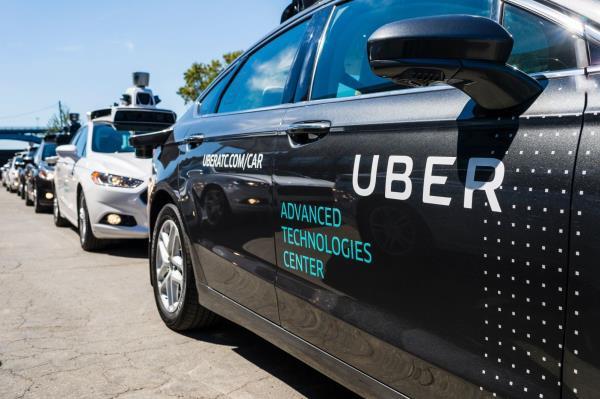 Uber เตรียมขายเทคโนโลยีระบบขับขี่อัตโนมัติให้ Toyota