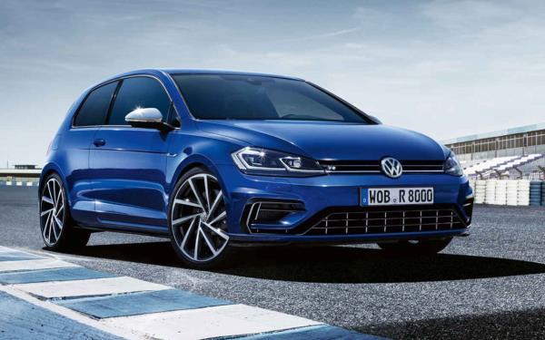 Volkswagen Golf R 2018