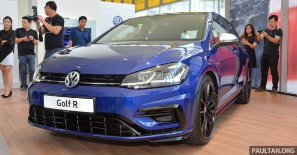 Volkswagen​ Golf R 2018