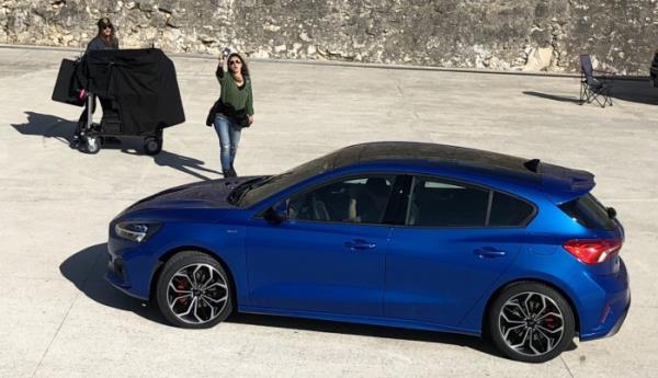 Ford Focus 2018 ปล่อยทีเซอร์ใหม่เตรียมเปิดตัวสัปดาห์หน้า