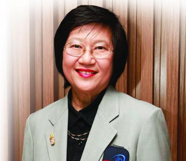 นางอัชณา ลิมป์ไพฑูรย์ นายกสมาคมผู้ผลิตชิ้นส่วนยานยนต์ไทย