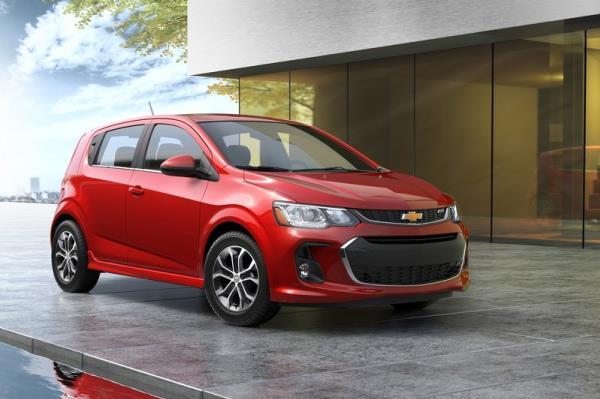 Chevrolet Sonic 2018 ยอดขายตกฮวบที่สหรัฐฯ!