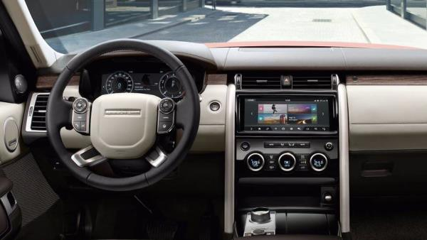 คุณสมบัติเสริม Land Rover  Discovery 2018