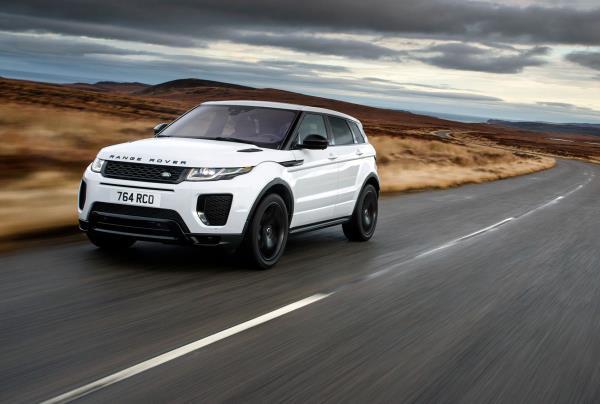 ภายนอกของ 2018 Land Rover Discovery