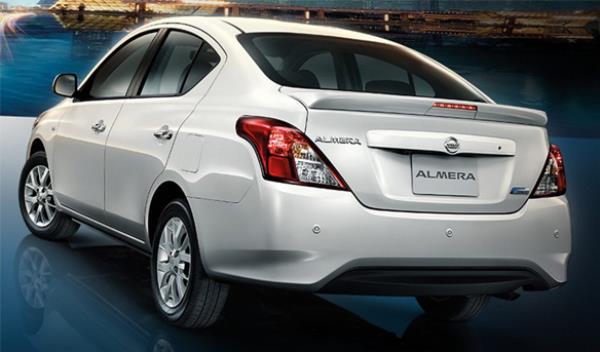 Nissan Almera 2018  รถซีดานกะทัดรัด ที่คนไทยชื่นชอบ