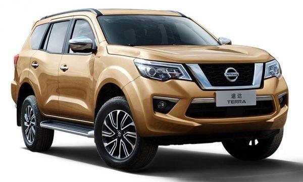 Nissan Terra 2018 รถอเนกประสงค์ดีไซน์โฉบเฉี่ยว
