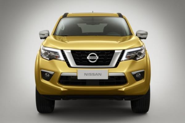 Nissan Terra 2018 สเปคจีน ที่ถอดแบบมาจากกระบะแกร่งอย่าง Nissan NAVARA
