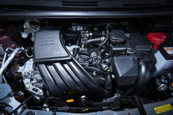 Nissan Note 2018 ขับเคลื่อนด้วยขุมพลังเบนซิน