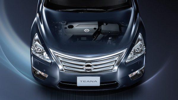 ขุมพลัง All-New Nissan Teana 2017