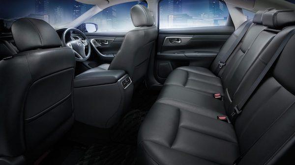 ดีไซน์ภายในของ All-New Nissan Teana 2017