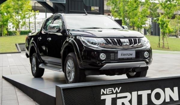 Mitsubishi Triton เดินหน้าจัดเจ็มเตรียม เพิ่มรุ่นตัวท็อปและออฟชั่นใหม่ ท้าชน Ford Ranger RAPTOR