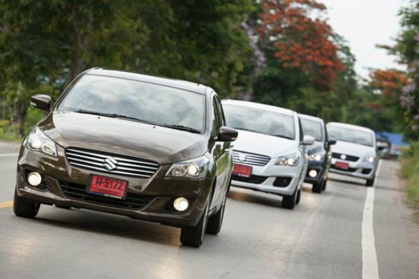 The Happyness Journey with Suzuki Ciaz ขับประหยัดทริปลุยภาคใต้