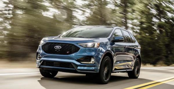 Ford Edge ST 2019 ใหม่ล่าสุดจาก Ford Performance