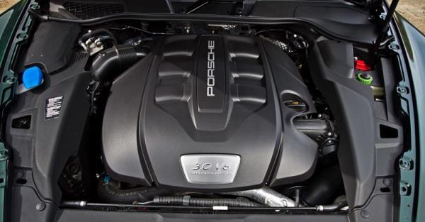 ภาพ Porsche Cayenne