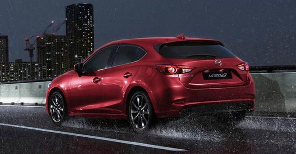 ไมเนอร์เชนจ์ โฉมใหม่ของ Mazda 3 2018