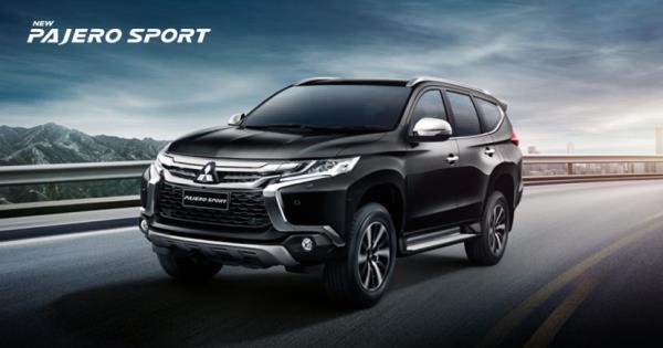Mitsubishi Pajero Sport 2018  คว้ารางวัลรถ PPV ยอดเยี่ยม