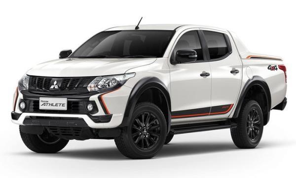 Mitsubishi Triton 2018  ได้รับรางวัลรถกระบะที่มีคุณภาพการขับขี่ยอดเยี่ยม