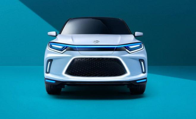 Honda Everus EV Concept 2018 ดีไซน์โฉมหน้าสุดโฉบเฉี่ยว