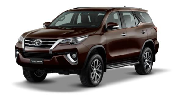 All-New Toyota Fortuner โฉมใหม่