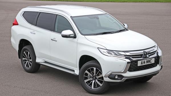 Mitsubishi Pajero Sport 2018 โฉมดัดแปลงเพื่อการพาณิชย์ที่อังกฤษ