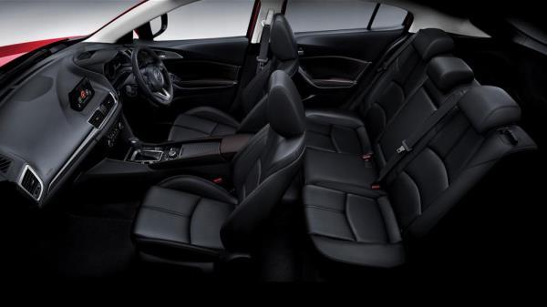 Mazda 3 hatchback 2.0S