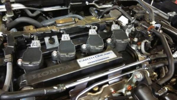 Honda Civic hatchback turbo