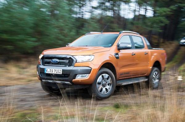 จะซื้อรถขับสี่แบบออฟโรดทั้งจัดไปให้สุดทั้งเครื่องยนต์ และความปลอดภัยไปเลยกับ Ranger Wildtrak