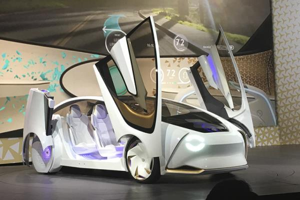 Toyota Concept i-Car