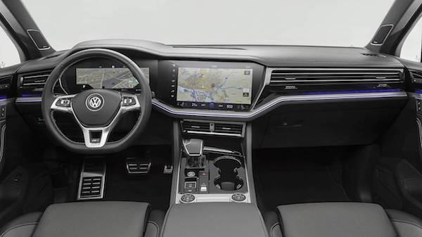 ภายใน Volkswagen Touareg กับภายในสุดล้ำพร้อมเทคโนโลยีความปลอดภัยเหนือระดับ