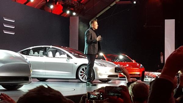 การประกาศผลประกอบการล่าสุดงบค่ายรถยนต์ Tesla ของ CEO - Elon Musk