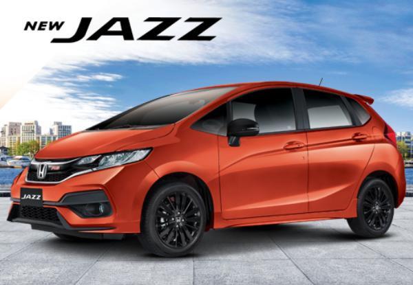 โปรโมชั่นดีๆ Honda Jazz 2018 แถมช่วยผ่อนเดือนละ 1 000 บาท