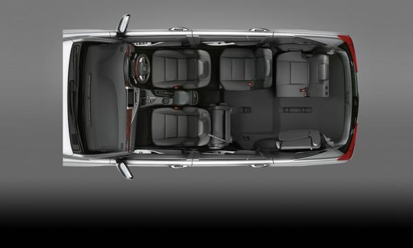 Convenience Toyota Innova Crysta 2018