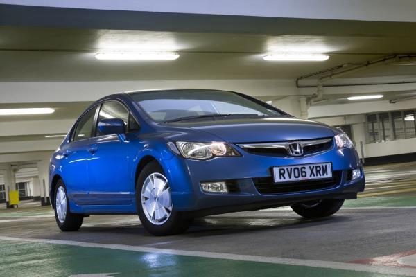 Honda Civic Hybrid 2010