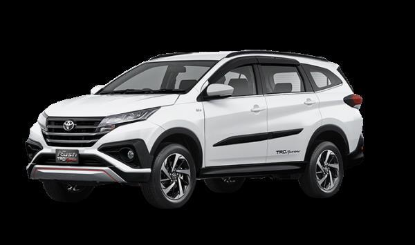 Toyota Rush 2018 สี White