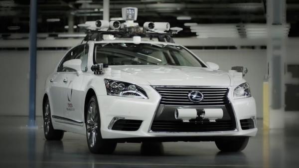 Toyota Self-Driving