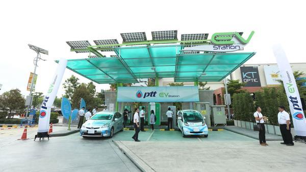 PTT EV Station