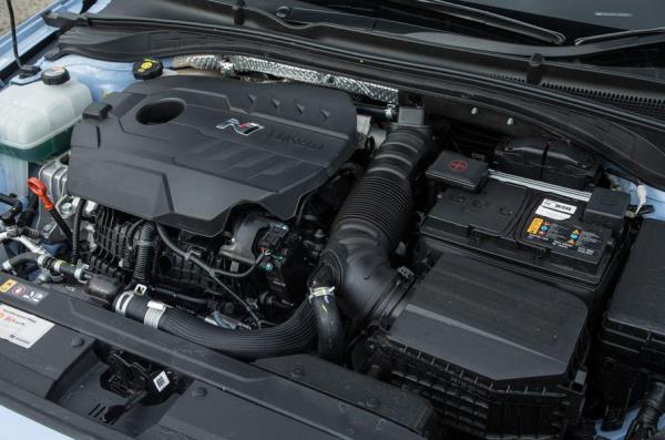 เครื่องยนต์ 2.0 เทอร์โบน้ำมันจาก i30 N