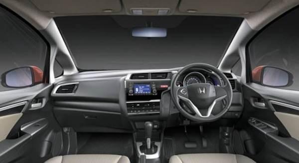 ภายในของ Toyota Rush 2018