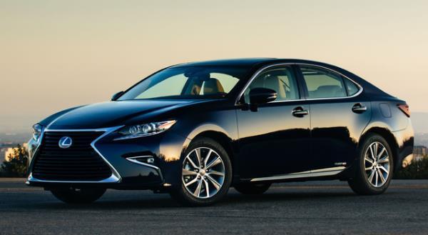 ภายนอก All-new Lexus ES 300h