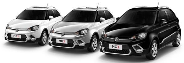 MG3 Xross