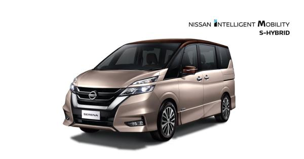 Nissan Serena S-Hybrid 2018