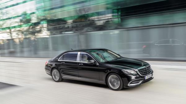 รูปโฉมของ Mercedes-Maybach Ultimate Luxury