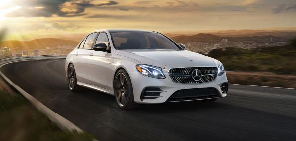 รูปลักษณ์ของสปอร์ตหรู Mercedes-AMG