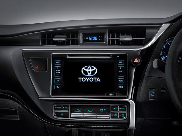 Toyota T-Connect Telematics