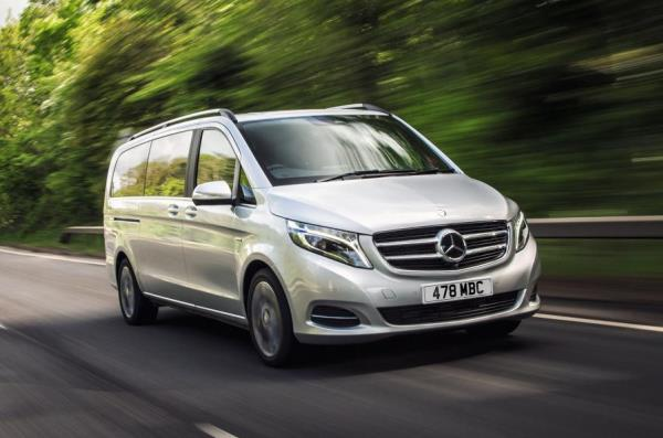 Mercedes-Benz V-Class Night Edition 2018
