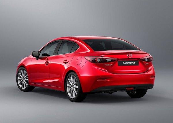 Mazda3 ภายนอกมากับความเร้าใจ และอารมณ์ความสปอร์ตเป็นหลัก