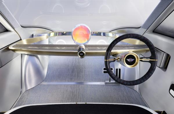 ภาพสุดยอดนวัตกรรมยานยนต์ ในจินตนาการของ Mini BMW ในอีกประมาณ 100 ปีข้างหน้า