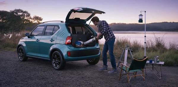 Suzuki Ignis รถคันนี้จะเป็นเพื่อนคนหนึ่งที่ขาดไม่ได้สำหรับคนที่ชอบการเดินทาง
