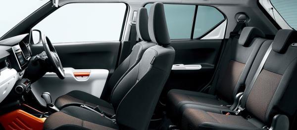 ภายใน MINI SUV ซูซูกิ อิกนิส ที่ไม่เล็กไม่แคบอย่างที่คิด แถมแอบซ่อนเร้นความสปอร์ตไว้อีกด้วย